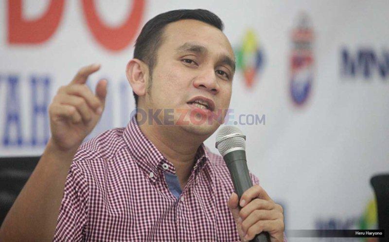 Ketua Umum DPP Pemuda Perindo, Effendi Syahputra (Foto: Okezone)