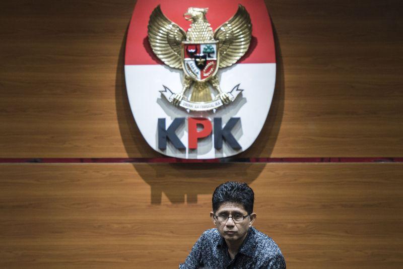 Wakil KPK Laode M Syarif