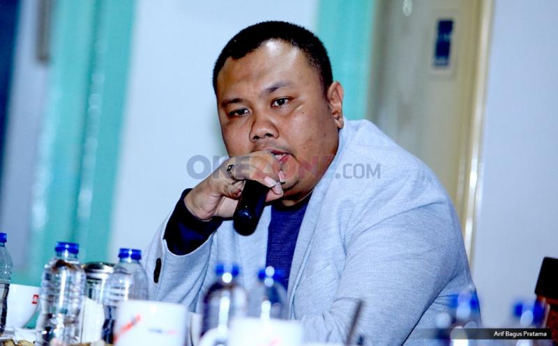 Pengamat Komunikasi Politik Hendri Satrio (dok. Okezone)