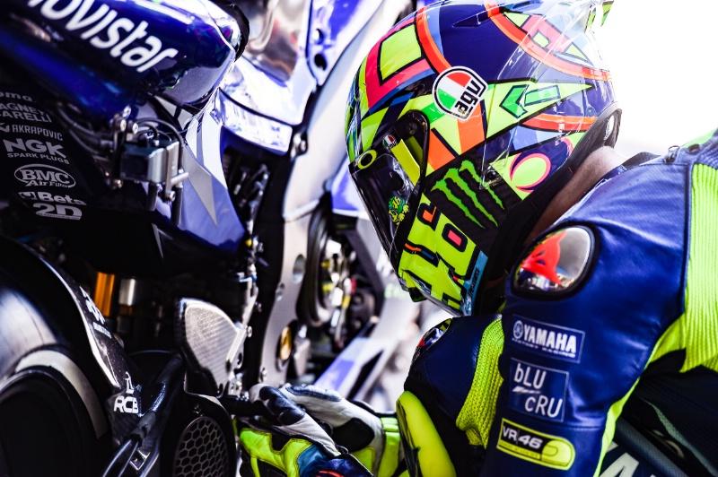 Legenda Balap MotoGP Menilai Rossi Miliki Masalah dengan Rider Asal Spanyol