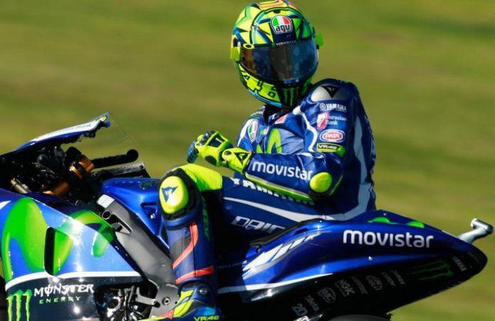 Jelang Mengaspal di Assen, Rossi: Motor Kami Tak Alami Perubahan