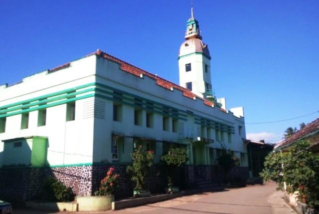 Masjid Cipari di Garut, Jawa Barat. (Foto: Istimewa)