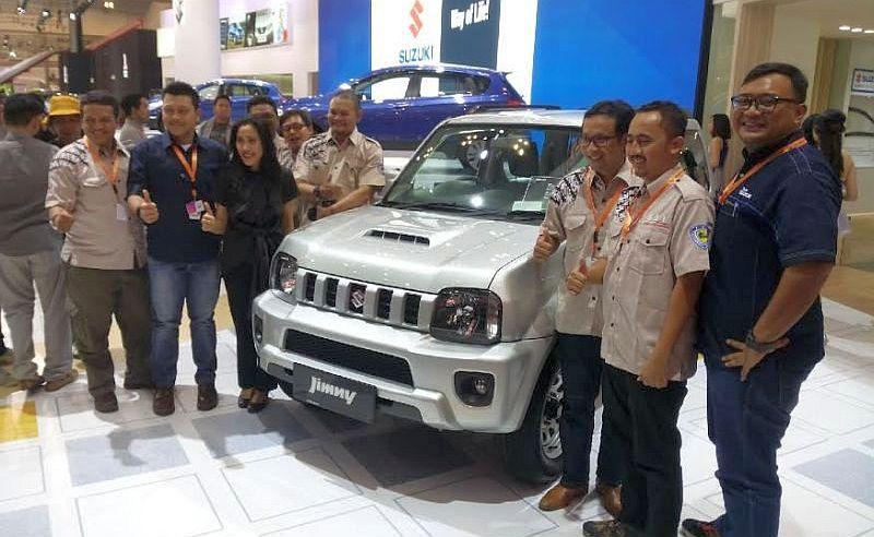 Suzuki Jimny (Okezone)