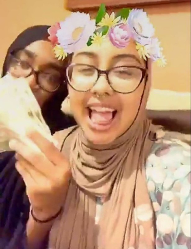 Nabra Hassanen. (Foto: All Dulles Area Muslim Society)