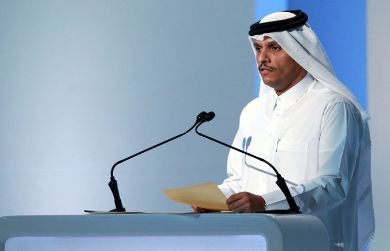 Foto Menlu Qatar, Sheikh Mohammed bin Abdulrahman al-Thani (Foto: Suchtv.pk)