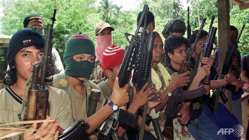 Militan Abu Sayyaf. (Foto: AFP)