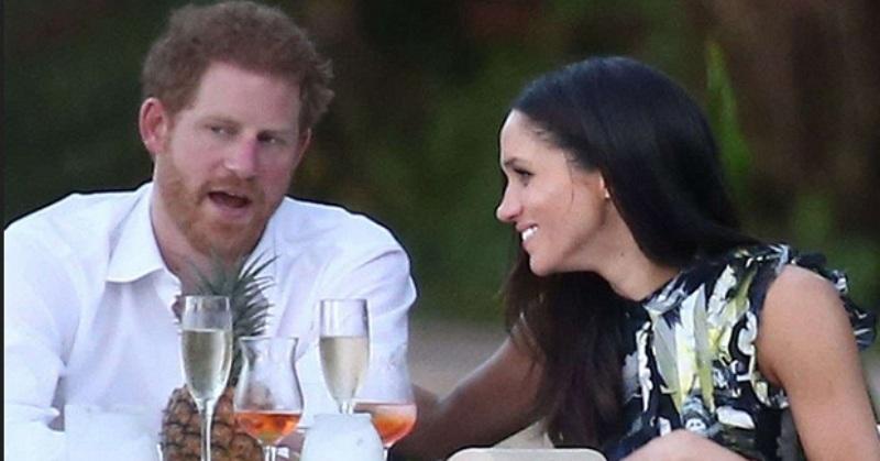 Pangeran Harry Siapkan Cincin Berlian Demi Meghan Markle