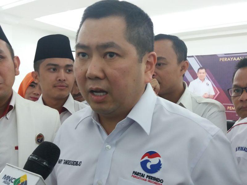 Ketua Umum Partai Perindo Hary Tanoesoedibjo (Foto: MNC Media)
