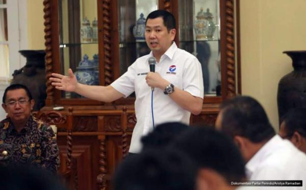 Ketua Umum Partai Perindo Hary Tanoesoedibjo (Foto: Dokumentasi Partai Perindo)