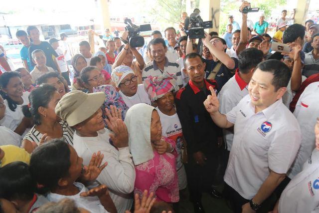 Ketua Umum Perindo Hary Tanoesoedibjo (Foto: Okezone)