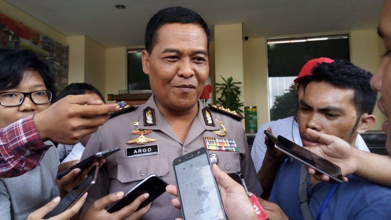 Kabid Humas Polda Metro Jaya, Kombes Raden Prabowo Argo Yuwono