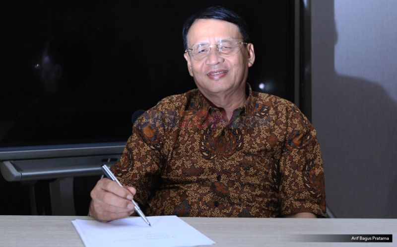Gubernur Banten Wahidin Halim (Foto: Okezone)