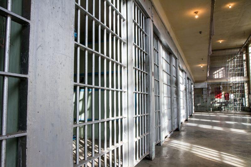 Ilustrasi penjara (Foto: Shutterstuk)