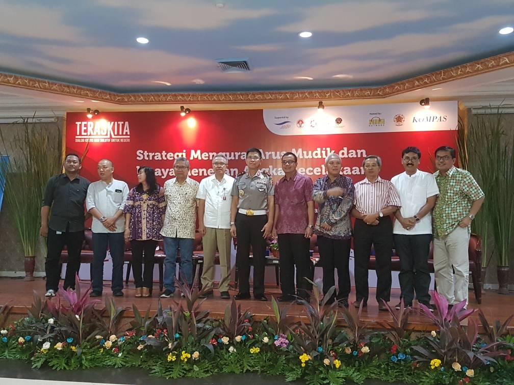 Dirjen Bina Marga Ajak Pemudik Manfaatkan Tiga Jalur Lain Selain Trans Jawa