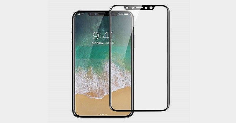 Tiru Galaxy S8, Layar iPhone 8 Tanpa Bezel?
