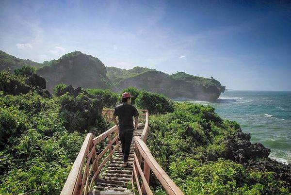 Kabupaten Gunungkidul, 'surga' wisata alam di Yogyakarta