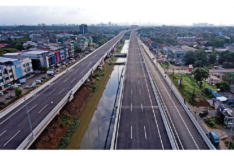 PTPP Bidik Investasi 3 Ruas Tol Trans Jawa
