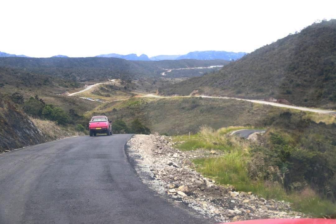 Pengerjaan Jalan Trans Papua Wamena-Mumugu Dapatkan Izin Kementerian LHK