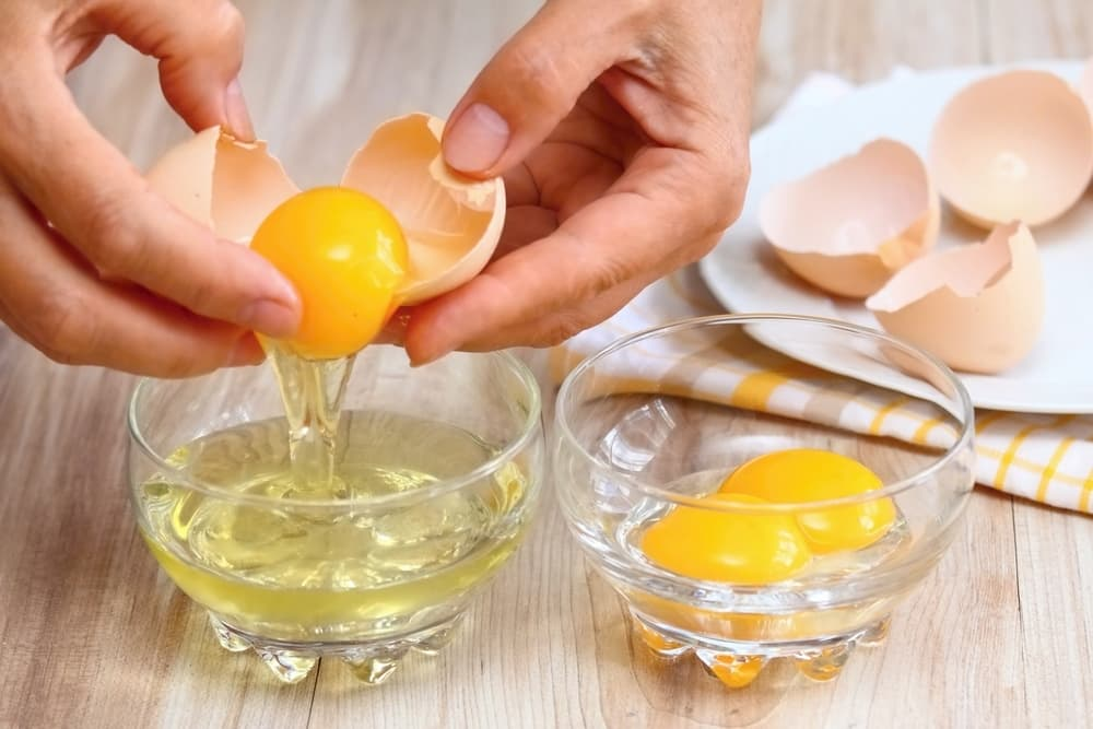 5 Makanan Pengganti Telur Yang Tinggi Kandungan Protein Salah