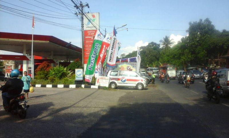 Lelah? Mampir ke Posko Rescue Perindo di Boyolali Ada Pijat Refleksi dan Takjil Gratis
