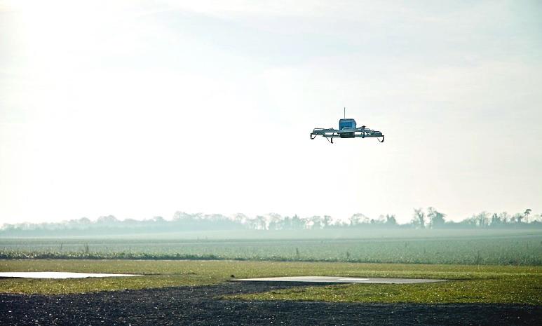 Amazon Akan Bangun Menara Raksasa untuk Pendaratan Drone