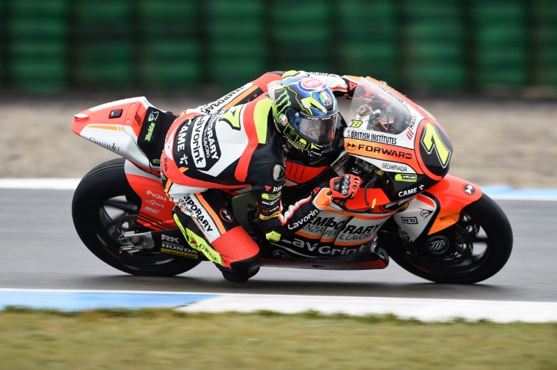 Kecelakaan Keras di Kualifikasi Moto2 Belanda, Lorenzo Baldassarri Alami Gegar Otak