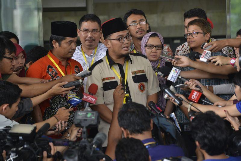 Image result for Ketua Umum PP Pemuda Muhammadiyah Dahnil Anzar Simanjuntak