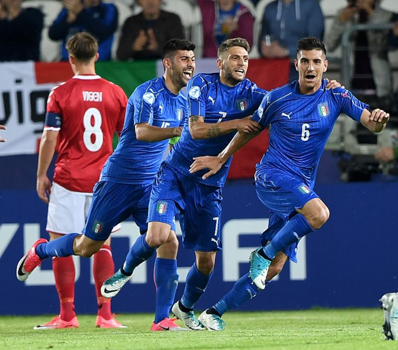 Jumpa Spanyol di Semifinal Piala Eropa U-21, Bek Italia ...