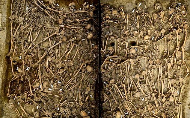 Mumi Tentara Berusia 400 Tahun Ditemukan di Jerman