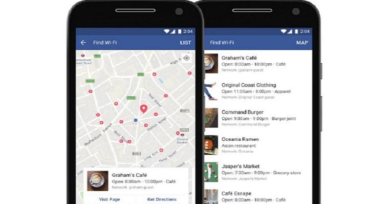 Find Wifi Sambangi Facebook untuk Android dan iOS