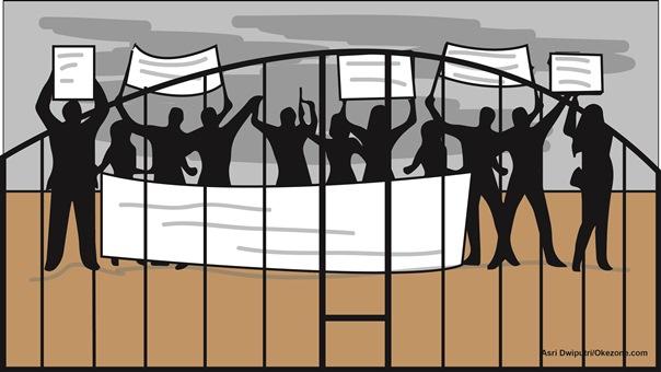 https: img.okezone.com content 2017 07 03 337 1727319 massa-mahasiswa-unjuk-rasa-di-nasdem-dan-kejagung-x12G9IKBw2.jpg