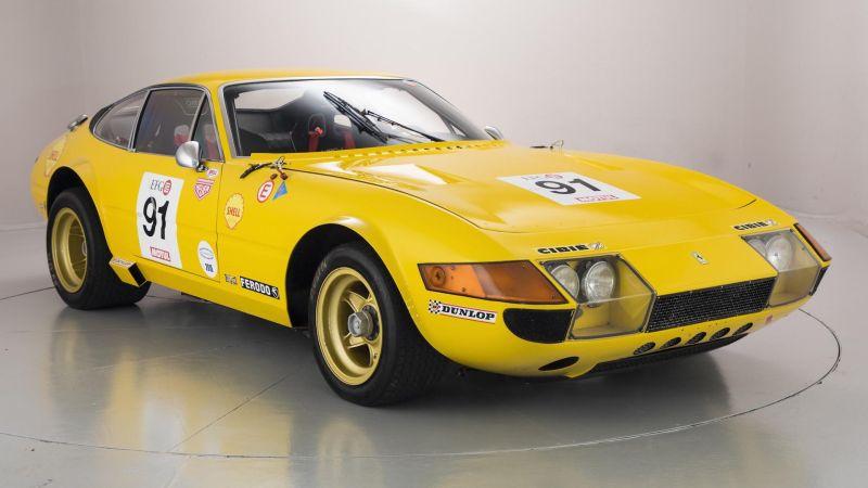 Mobil Legendaris Ferrari Ini Cari Pemilik Baru, Berminat?