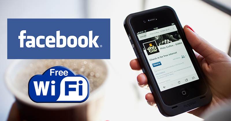 Ini Cara Temukan Hotspot Wifi dengan Facebook