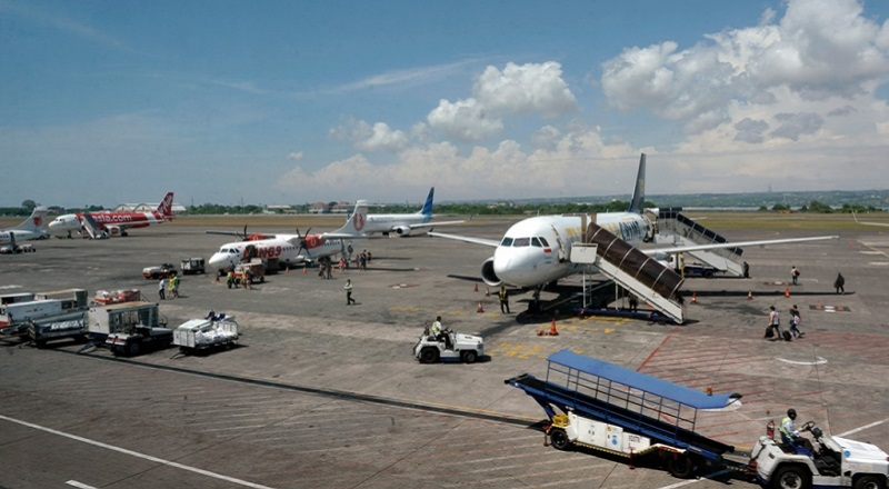 Rapid Exit Taxiway Bisa Akomodir Penambahan Flight Bandara Ngurah Rai
