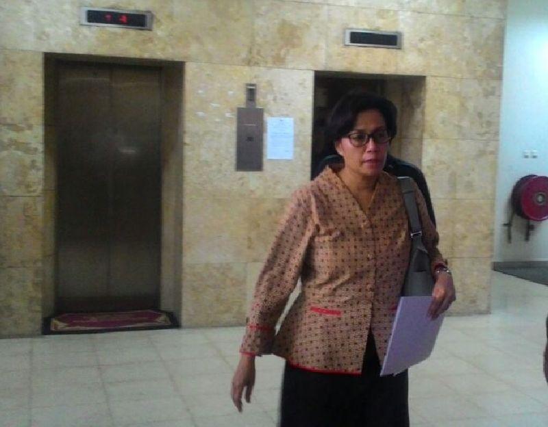 Panggil Sri Mulyani, Menko Darmin Bahas Implementasi Paket Kebijakan Jilid XV