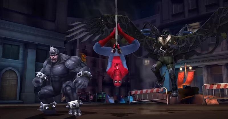 4 Game Bergelantungan ala 'Spider-Man' Terbaik di Android