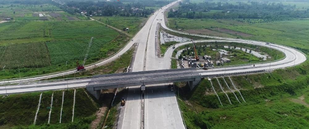 Tol Medan-Kualanamu-Tebing Tinggi Tingkatkan Konektivitas Ke Danau Toba dan KEK Sei Mangke