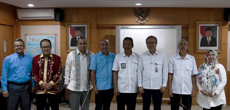 Wujudkan Tanggung Jawab Sosial, Ditjen Bina Marga Tandatangani Perjanjian Kerja Sama dengan 4 Perusahaan Tambang