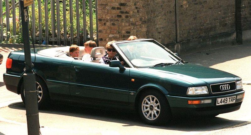 Duh, Mobil Bekas Dipakai Putri Diana Gagal Terjual Dilelang