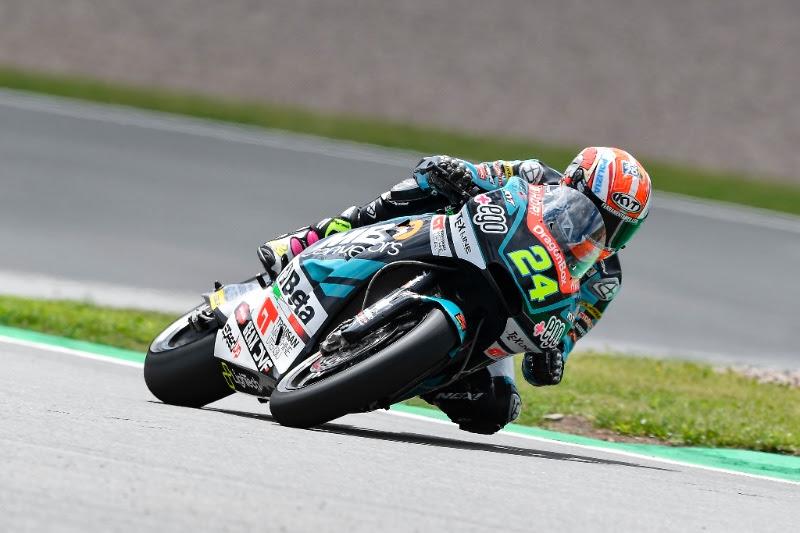 Pembalap Moto2 Ini Bersyukur Dapatkan Hasil Terbaik di Sirkuit Sachsenring