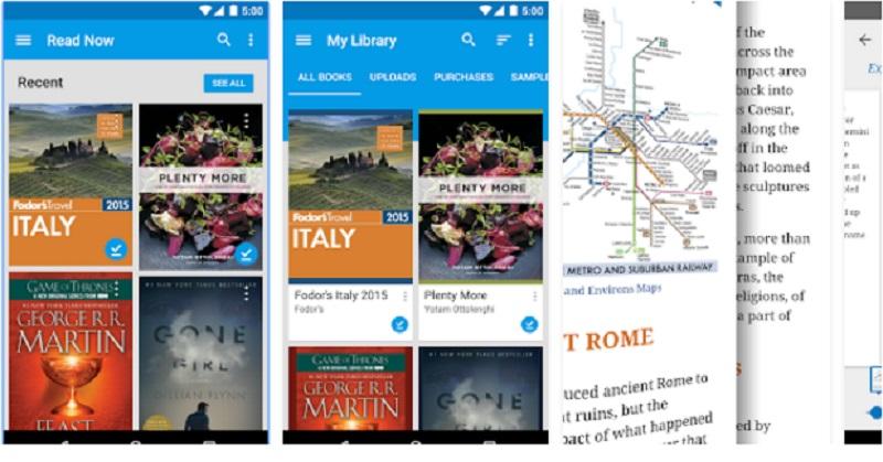 Ini Lho Aplikasi Buku Komik Terbaik untuk Perangkat Android (2-Habis)