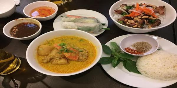 Walk Wok Saat Mencari Makanan Halal Di Hanoi Vietnam Jangan