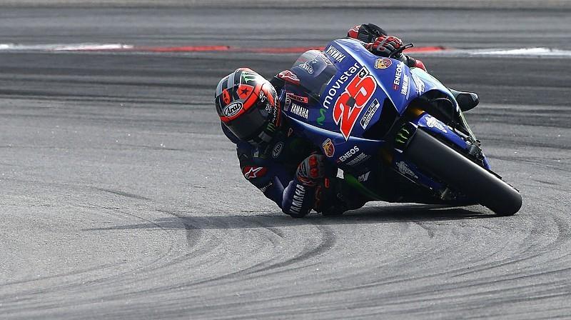 Usai Jeda MotoGP, Bos Yamaha Percaya Vinales Bakal Tampil Kuat