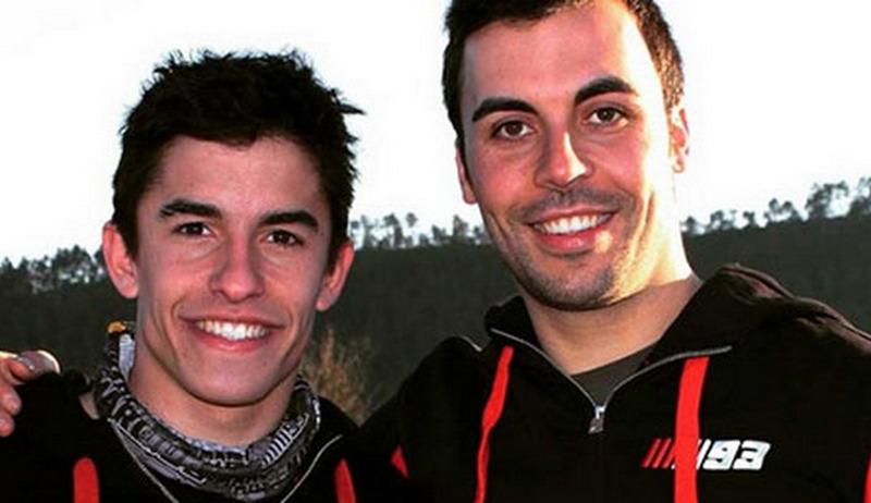TERNYATA! Pelatih Marc Marquez hingga Sukses di MotoGP Seorang Mantan Rider Motocross