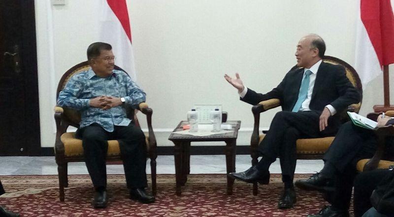 Soal Pertemuan Tahunan IMF-WB, Furusawa: Peluang Indonesia Unjuk Kesuksesan Ekonomi