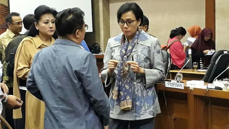 Nih, Postur Sementara Asumsi Makro RAPBN-P di 2017