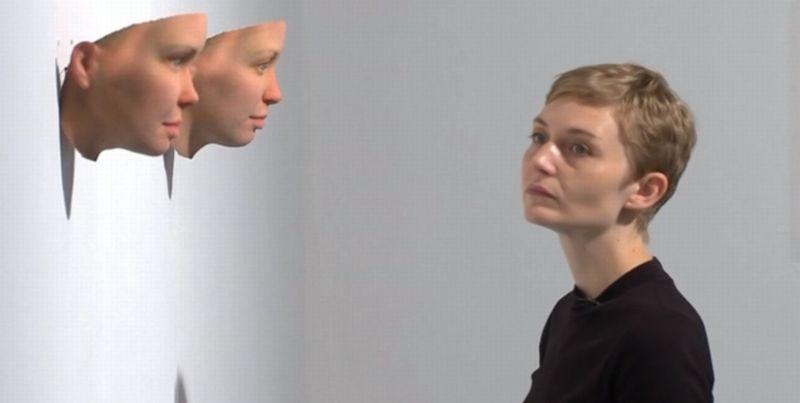 Wow, Karya 3D Ini Berasal dari DNA Manusia