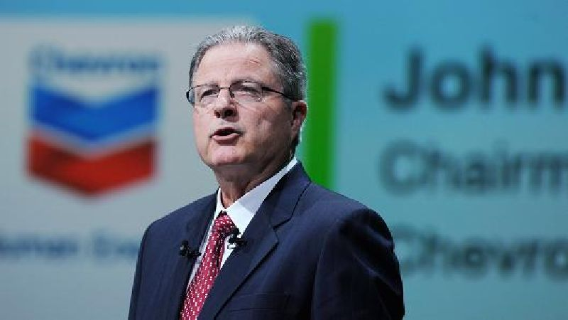 RAHASIA SUKSES: Jadi CEO Chevron, John Watson Belajar hingga ke Thailand