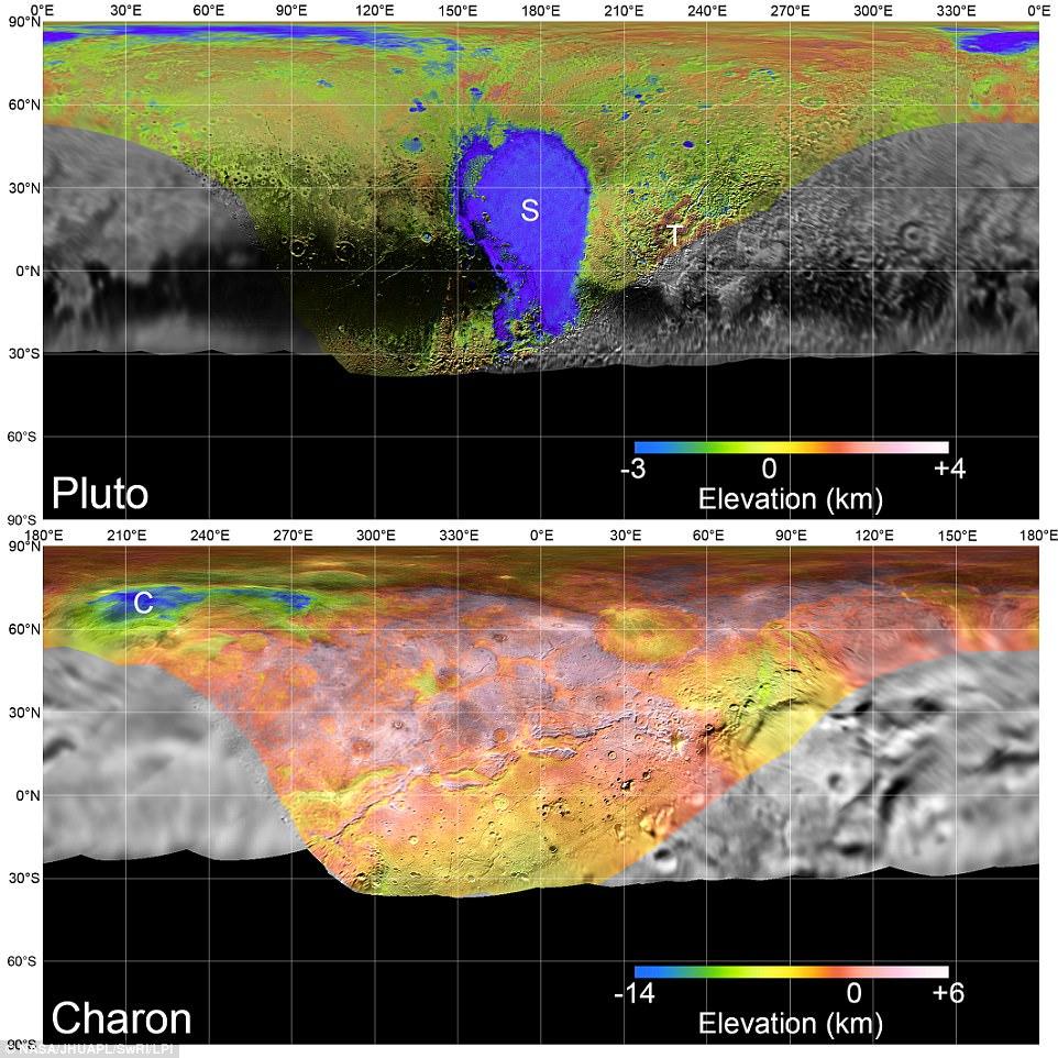 Wow! NASA Beberkan Penampakan Menakjubkan di Pluto