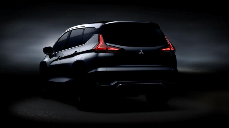 Gambar teaser small MPV Mitsubishi (MMKSI)